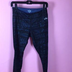 Athletic leggings w/bra